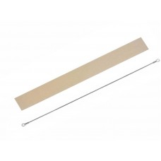 650mm Element and Teflon Strip For Foot Stamping Heat Sealers x 2 Sets