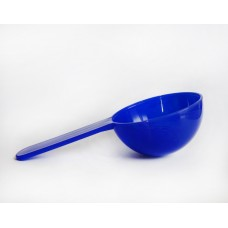 25ml Blue Plastic Scoop Pack of 100qty