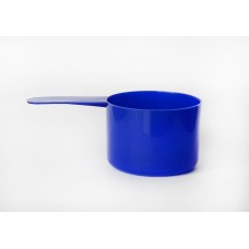 50ml Blue Plastic Scoop Pack of 100qty