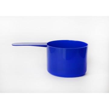 50ml Blue Plastic Scoop Pack of 100qty