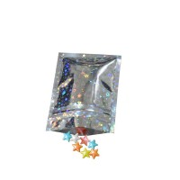 Glitter 3 Side Seal Pouches