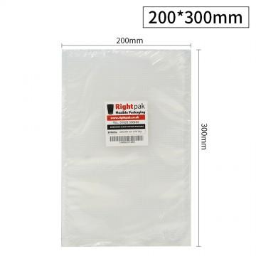 [SAMPLE] 200mm x 300mm Embossed Vacuum Sealer Bags 90 Micron