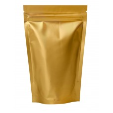 40g Gold Matt Stand Up Pouch/Bag with Zip Lock [SP1]